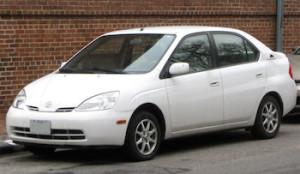 Toyota Prius - första modellen